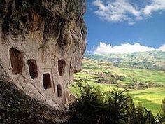 Arqueología en Huancavelica - Peru, tumbas pre Incas de Allpas, Acobamba.