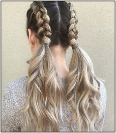 Top 60 All the Rage Looks with Long Box Braids - Hairstyles Trends Easy Summer Hairstyles, Cute Braided Hairstyles, Box Braids Hairstyles, Hairstyle Ideas, Vintage Hairstyles, Teenage Hairstyles, Hairstyle Short, Style Hairstyle, Hair Ideas