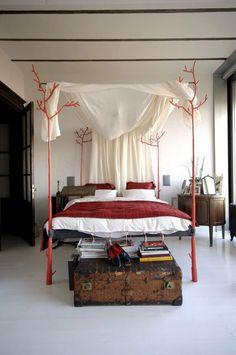Amazing Tree Bed by Asli Tunca