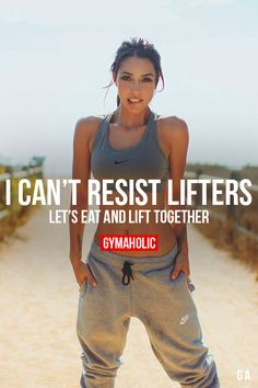 I Can't Resist Lifters Fitness Revolution ->vice versa