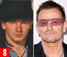 Bono: Star philanthropist and businessman, the U2 frontman, 54, is worth £514 million afte...