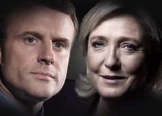 Macron se impone en el debate televisivo