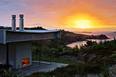 Fearon Hay Architects: Island Retreat. #sothebysliving If this photo has been posted in error, please contact us and we will remove it. Thank you.