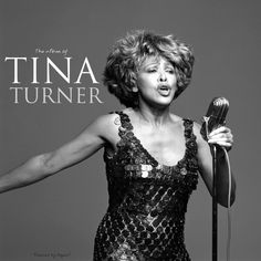 Tina Turner - musical inspiration and the woman who gave me attitude! True survivor and incredible musician! One of my primal bonds to my mom! Tina Turner, Tennessee, Looks Black, Black And White, Rainha Do Rock, Music Icon, Pop Music, Female Singers, Album