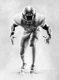 Nike Football - Daily Sports News & Live Stream Fotball Channel Nike Football, Army Football, Football Poses, Football Uniforms, Football Art, Football Pictures, Sports Photos, Football Players, Football Helmets