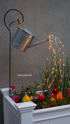 Inventions Folles, Glow Water, Water Water, Water Fairy, Weird Inventions, Light Project, Back Gardens, Garden Inspiration, Room Inspiration