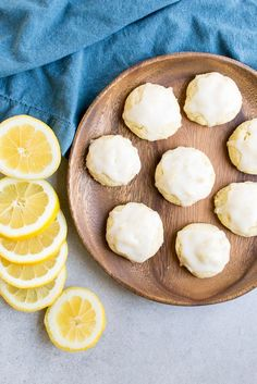 Lemon Cream Cheese Cookies are light, fluffy, sweet, and tart. Perfect for Easter, Spring and Summer.
