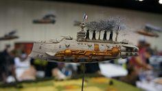 Leviathans Steampunk Miniatures!