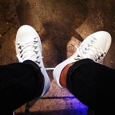 My new pair Nozams sneakers
