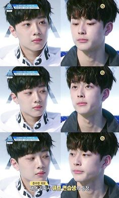 Byeongari Yoo Seonho, Song Daehan, Blackpink Twice, Love Park, Guan Lin, Joo Hyuk, Lai Guanlin, Produce 101 Season 2, Song Joong Ki
