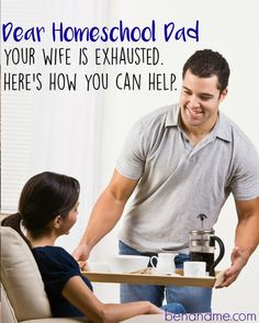 A few simple thing you can do to let your wife know how much you appreciate all that she does for your family.