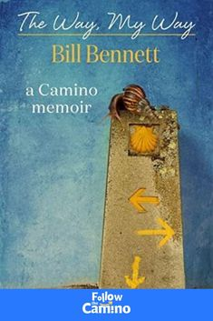 #CaminoBook This deeply moving as well as laugh-out-loud story is based on Bill Bryson's and Eric Newby's travel memoirs. When Bill Bennett, an Australian-based film director, decided to embark on this 800-kilometre pilgrimage he had no clue about why he was doing it.  More info: Bill Bryson, British Travel, Shirley Maclaine, The Camino, Learning To Be, Film Director, Pilgrimage, Guide Book, Memoirs