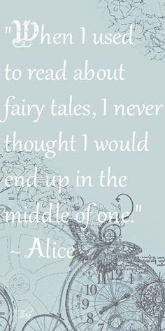 Wedding Quotes : 30 Alice in Wonderland . Wedding Quotes : 30 Alice in Wonderland Quotes in Wonderland Alice And Wonderland Quotes, Alice In Wonderland Tea Party, Adventures In Wonderland, Alice Quotes, Disney Quotes, We All Mad Here, Party Quotes, Wedding Quotes And Sayings, John Wright