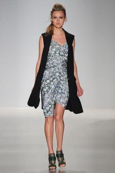 Marissa Webb Spring 2015 Ready-to-Wear Fashion Show: Complete Collection - Style.com #nyfw