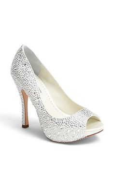 My CINDERELLA shoes. Now all i need is a prince Benjamin Adams #Nordstrom #shoes