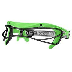STX 4sight Form Lizard Women's Lacrosse Goggles