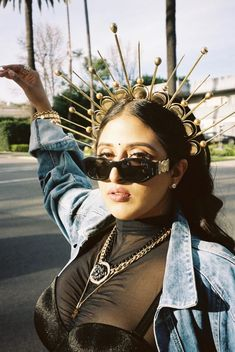 Rapper Raja Kumari: In the US, I was asked to leave my culture behind Gong Myung, Rap Singers, Want A Girlfriend, Modern India, Rap Wallpaper, Bible Promises, Hd Wallpapers For Mobile, Lil Pump, Lil Baby