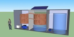 Off Grid Community - Off Grid World Atmospheric Water Generator, Off Grid Communities, Water Sources, Design Research, Building A House, Building Homes, Off The Grid, Renewable Energy, Sustainable Living