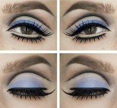 Maquillaje años 60