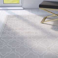 You'll love the Currey Light Gray/Ivory Outdoor Area Rug at Wayfair - Great Deals on all Décor  products with Free Shipping on most stuff, even the big stuff.