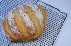 Master recipe for Artisan Bread in 5 Minutes a Day - This is fantastic bread