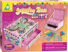 how to decorate jewelry box - Google Search