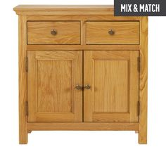 Aston Oak Sideboard - NPDB, available to buy online or at Choice Furniture Superstore UK on stockist sale price. Get volume - discount with fast and Free Delivery. Oak Sideboard, Living Room Furniture, Argos, Dressers, Home And Garden, The Unit, Coffee Tables, Display, Mini