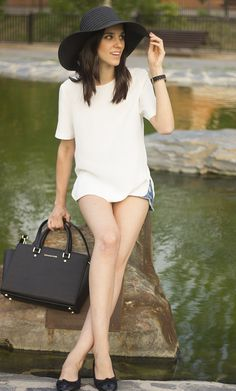 Ma petite valise: The perfect black bag