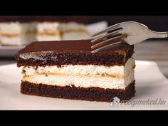 Érdekel a receptje? Kattints a képre! Küldte: Receptneked Tiramisu, Cheesecake, Ethnic Recipes, Food, Youtube, Caramel, Children, Cheese Cakes, Eten