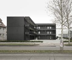 Joos Keller. Housing building . Heilbronn (2)