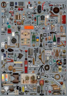 """Franco Clivio, a former industrial designer and a lecturer at Zurich's Schule für Gestaltung, has been amassing such objects for more than four decades. His collection — which numbers into the thousands — is on view starting next week at Milan's Triennale Design Museum in an exhibition called """"No Name Design."""""""