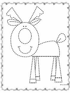 Christmas Artwork, Christmas Paintings, Christmas Colors, Easy Doodles Drawings, Simple Doodles, Clipart Noel, Homeschool Worksheets, Color Activities, Appreciation Gifts