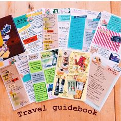 Book Pages, Guide Book, Journals, Notebook, Photo And Video, Videos, Books, Travel, Instagram