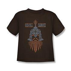 Hobbit Battle Of The Five Armies Ironhill Dwarves Juvy T-Shirt