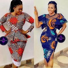 latest ankara long gown styles 2019 for ladies,ankara style gown ankara gown styles ovation ankara styles,latest ankara short gown 2019 Nigerian Dress Styles, Ankara Styles For Women, Ankara Short Gown Styles, African Dresses For Women, African Print Dresses, African Attire, African Prints, Short Dresses, Summer Dresses