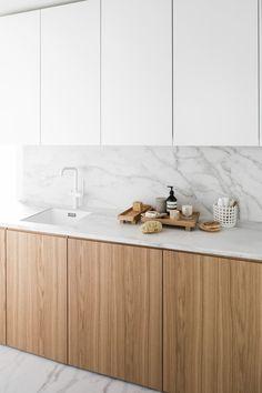Kitchen Room Design, Modern Kitchen Design, Kitchen Interior, New Kitchen, Home Interior Design, Kitchen Decor, Interior Decorating, Küchen Design, House Design