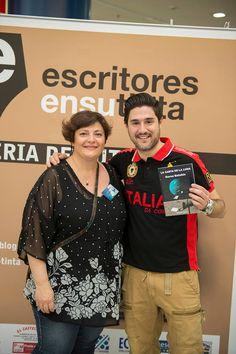 Con David Prada, amigo y cantaautor ilicitano.