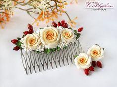 Холодный фарфор цветы украшения аксессуары Cold porcelain accessories flowers Porcelana fria
