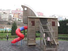 Trojan Horse Playground