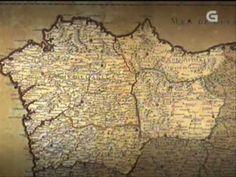 Evolución cronolóxica do marco territorial e principais monarcas do antigo Reino de Galicia durante a Idade Media
