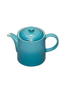 Lovely Blue Tea Pot