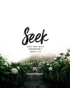 Practice Engagement – The Cliche Series – Part 7 - Pocket Fuel on Matthew 7:7