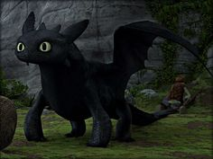 ★ Toothless - how to train your dragon