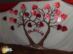 Resultado de imagem para decoração de festa da familia na escola