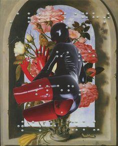 © Ashkan Honarvar | Die Guten Freunde | Collage | Cóctel Demente  #collage #arte