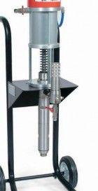 Pompa Airless pneumatica a pistone  inox VTN 321 - G.B.V.   Airless / Airless pump pneumatic piston 32:1 - GBV airless