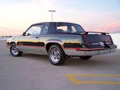 "1983 Oldsmobile Cutlass Calais ""15th Anniversary Hurst Olds"""