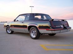 "1983 Oldsmobile Cutlass Calais ""15th Anniversary Hurst Olds"""