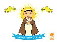 Feliz dia Santo Antonino!   Italiano de 1389, seu nome era Antonio, mas ficou conhecido como Antonino por causa de sua baixa estatura. De família nobre, estudou Direito antes de ingressar na vida religiosa, seguindo sua verdadeira vocação. Foi arcebispo de Florença e morreu aos 70 anos.  #CuidameSempre #SantoAntonio