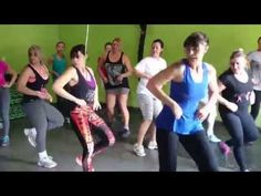 ▶ shut up and dance -zumba by leve movimento - YouTube